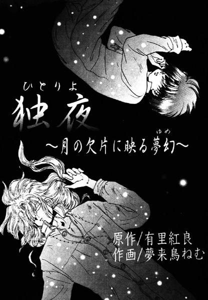 独り夜 〜月の欠片に映る夢幻〜