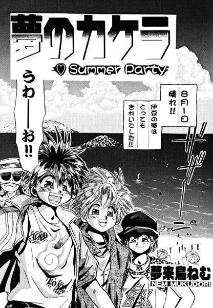 夢のカケラ-Summer Party-