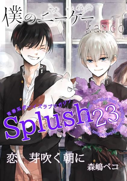 Splush vol.23 青春系ボーイズラブマガジン