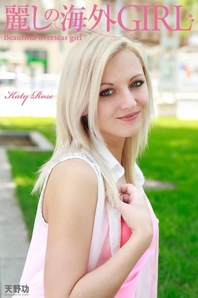 麗しの海外GIRL Katy Rose 写真集