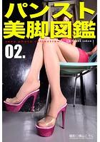 パンスト美脚図鑑 02