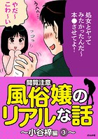 【閲覧注意】風俗嬢のリアルな話〜小谷梓編〜 3