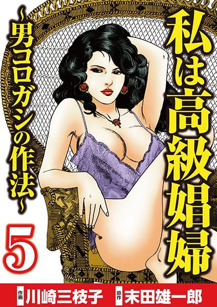 私は高級娼婦 〜男コロガシの作法〜