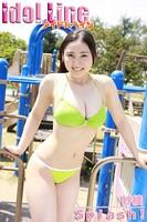 紗綾写真集「Splash!」