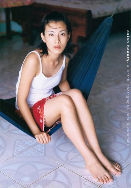 加藤あい 写真集 『 asian beauty 』