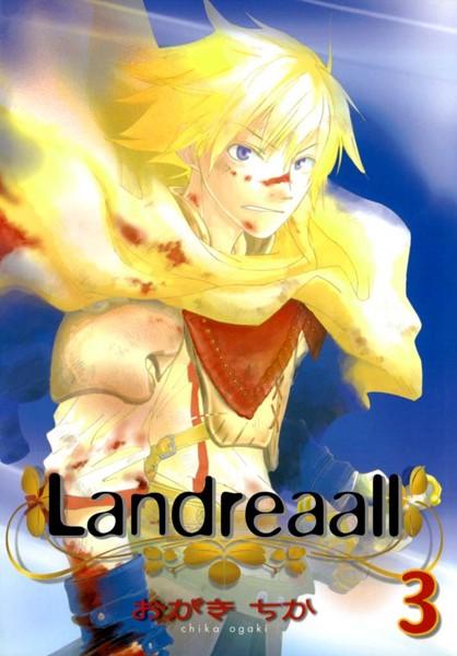 Landreaall (3)【イラスト特典付】