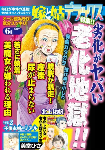 嫁と姑デラックス 2017年6月号 39巻