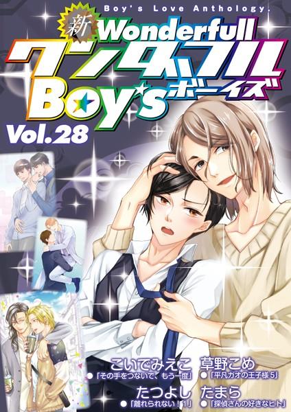 新・ワンダフルBoy's Vol.28