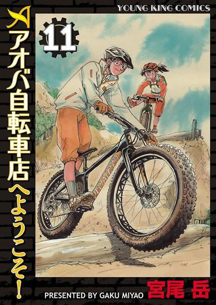 アオバ自転車店へようこそ! 11