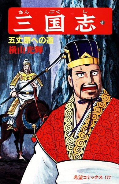 三国志 (58)五丈原への道