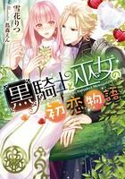 黒騎士と巫女の初恋物語【イラスト付】
