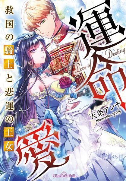 運命愛【イラスト付】 救国の騎士と悲運の王女