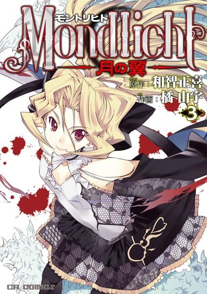 モントリヒト〜月の翼〜 3