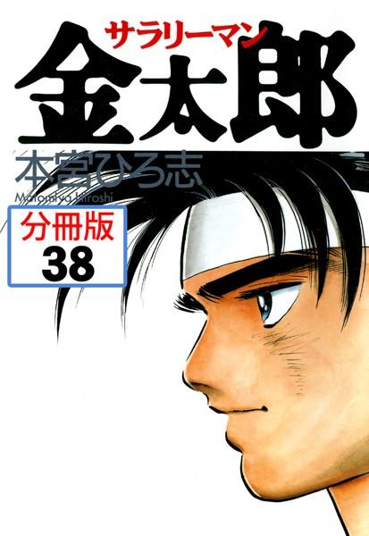 サラリーマン金太郎【分冊版】 38