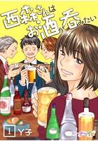 西森さんはお酒が呑みたい(単話)
