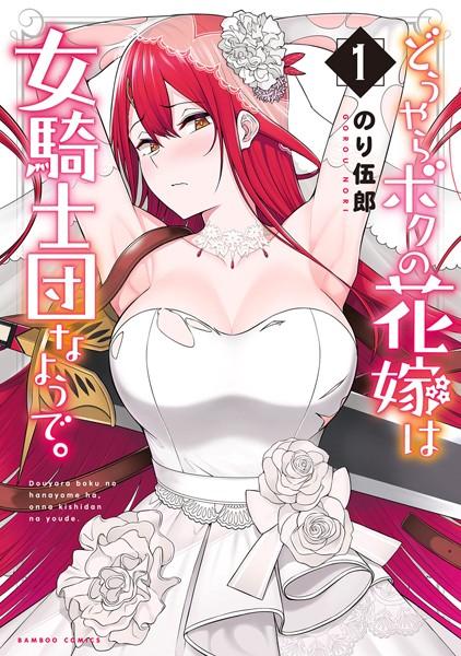 どうやらボクの花嫁は女騎士団なようで。 (1)