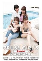 CRUSE GIRL'S PhotoBook 「Quartet」