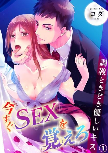 今すぐSEXを覚えろ-調教ときどき優しいキス 1