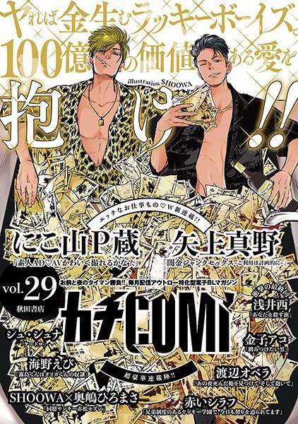 【bl 漫画 オリジナル】カチCOMIvol.29