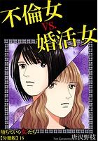 堕ちていく女たち【分冊版】 不倫女vs. 婚活女 18