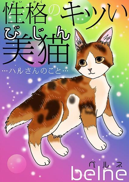 性格のキツい美猫…ハルさんのこと…