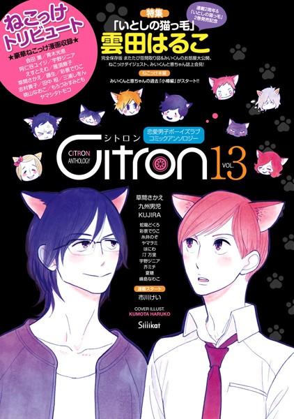 Citron VOL.13〜恋愛男子ボーイズラブコミックアンソロジー〜