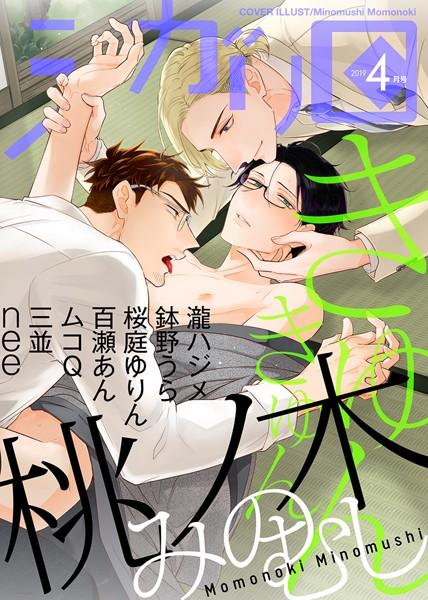 【bl 漫画 無料】シガリロ2019年4月号きゅんきゅん
