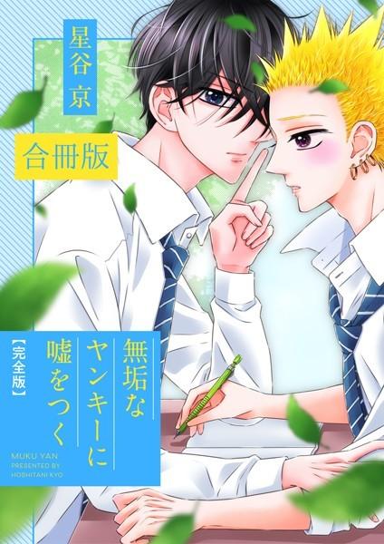 【恋愛 BL漫画】無垢なヤンキーに嘘をつく完全版合冊版