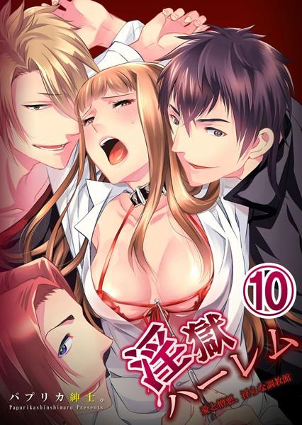 淫獄ハーレム〜愛と憎悪、淫らな調教館 10