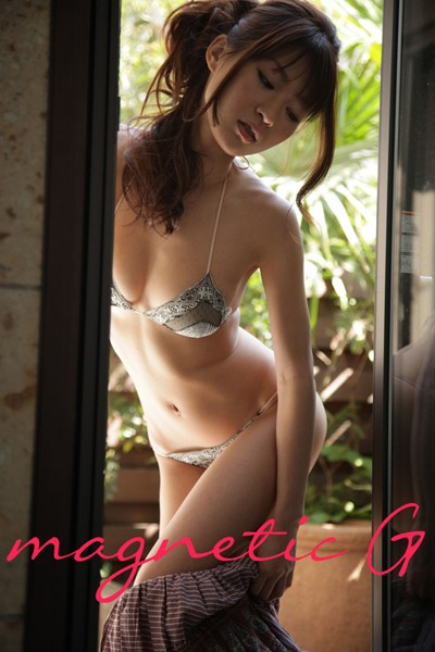 magnetic G 山口沙紀 vol.3