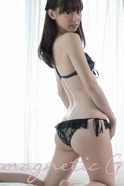 magnetic G 秋山莉奈 『美尻Queen』 2