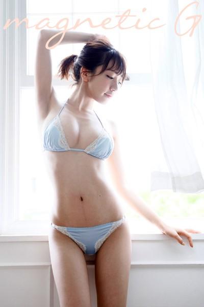 magnetic G 清水あいり 『figure』