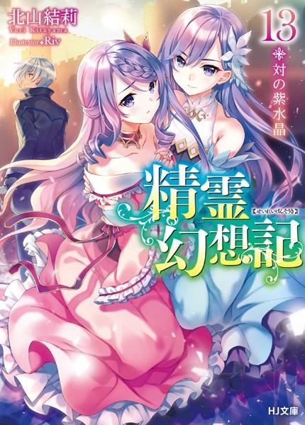 精霊幻想記 13. 対の紫水晶