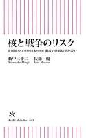 核と戦争のリスク 北朝鮮・アメリカ・日本・中国 動乱の世界情勢を読む