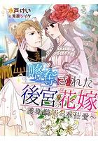 略奪された後宮の花嫁〜護衛騎士の奉仕愛〜