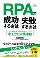 RPAで成功する会社、失敗する会社