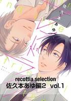 recottia selection 佐久本あゆ編2(単話)