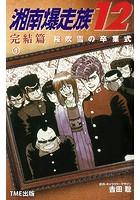 【フルカラーフィルムコミック】湘南爆走族12 完結編 桜吹雪の卒業式