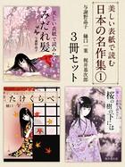 美しい表紙で読む日本の名作集