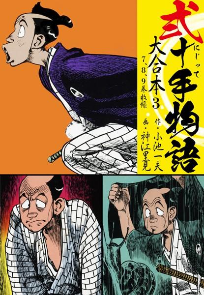 弐十手物語 大合本 3(7.8.9巻)
