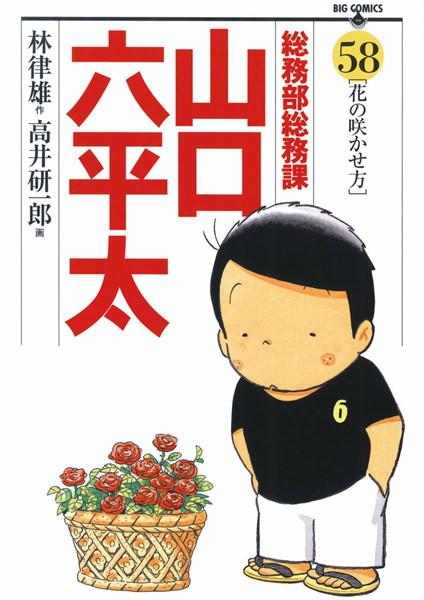 総務部総務課 山口六平太 (58)