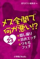 メス全開で何が悪い!? vol.23〜隠し撮り、浴衣エッチ、ワキ毛フェチ〜