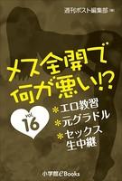 メス全開で何が悪い!? vol.16〜エロ教習、元グラドル、セックス生中継〜