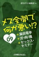 メス全開で何が悪い!? vol.9〜満員電車、淫・肉・塊、セックス・セミナー〜
