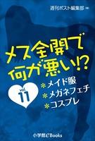 メス全開で何が悪い!? vol.11〜メイド服、メガネフェチ、コスプレ〜
