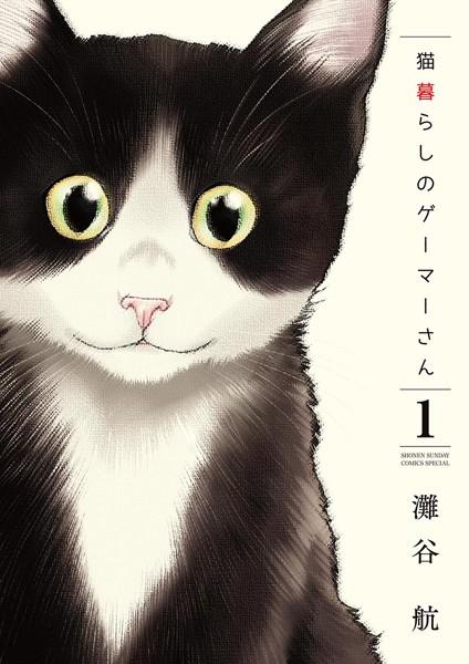 猫暮らしのゲーマーさん (1)