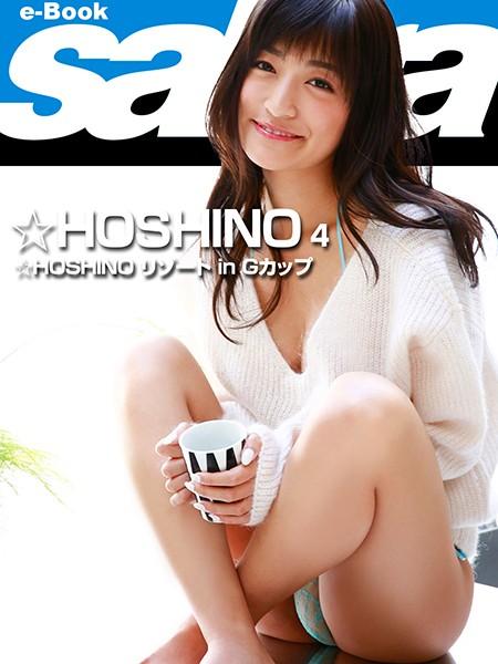 ☆HOSHINO リゾート in Gカップ ☆HOSHINO 4 [sabra net e-Book]