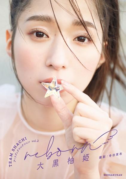TEAM SHACHI アートブックコレクション Vol.2 reborn 大黒柚姫