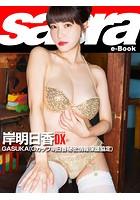 GASUKA(Gカップ明日香秘密情報保護協定) 岸明日香COVER DX [sabra net e-Book]<DMM限定版/動画特典付き>