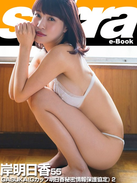 GASUKA(Gカップ明日香秘密情報保護協定) 2 岸明日香 55 [sabra net e-Book]